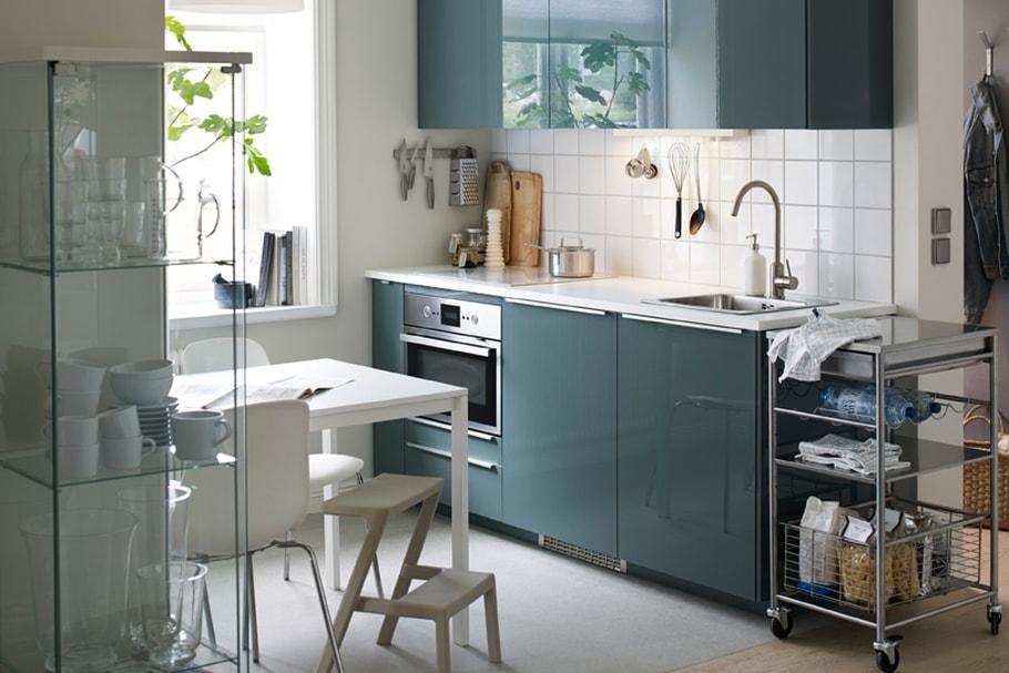 amenager une petite cuisine astuces. Black Bedroom Furniture Sets. Home Design Ideas